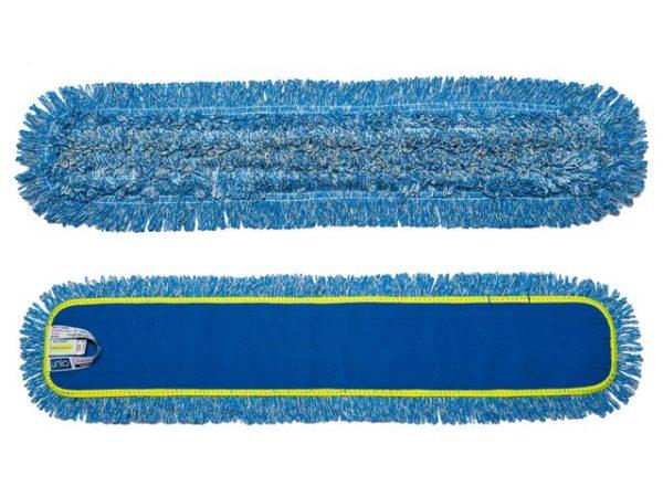 Fuktmopp UNIQ HD mikrofiber br.lås 60cm