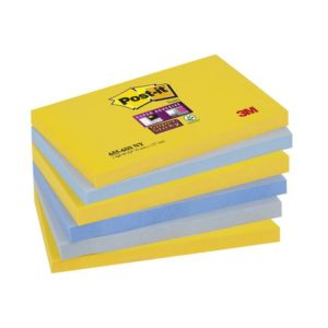 POST-IT SuperS 76x127mm New York (6)