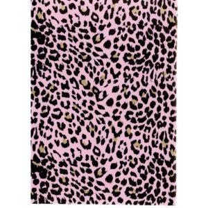 Gavepapir 70cmx10m Leopard