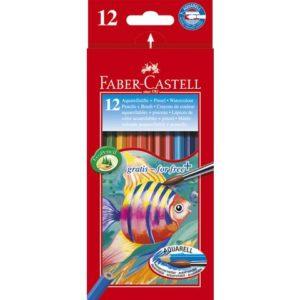 Akvarellblyant FABER-CASTELL (12)