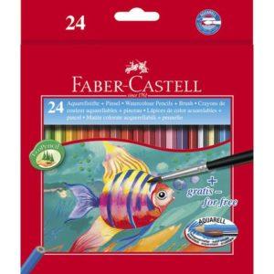 Akvarellblyant FABER-CASTELL (24)