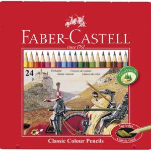 Fargeblyant FABER-CASTELL Kid (24)