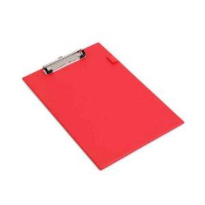 Ordrebrett RAPESCO enkelt A4 rød