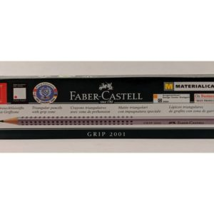 Blyant FABER CASTELL Grip 2001 HB