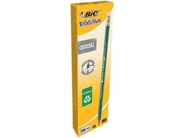 Blyant BIC Eco Evolution 655 HB