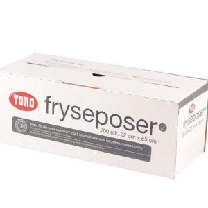Fryseposer TORO 22x55cm 6
