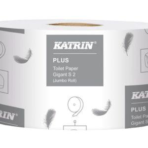 Toalettpapir KATRIN Plus G S 2L 160m(12