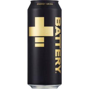 Energidrikk Battery 0