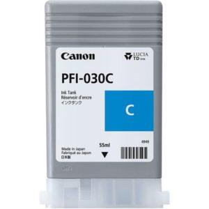 Blekk CANON PFI-030 cyan