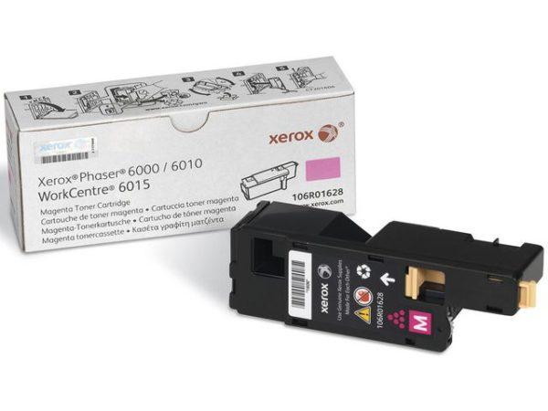 Toner XEROX 106R01628 rød