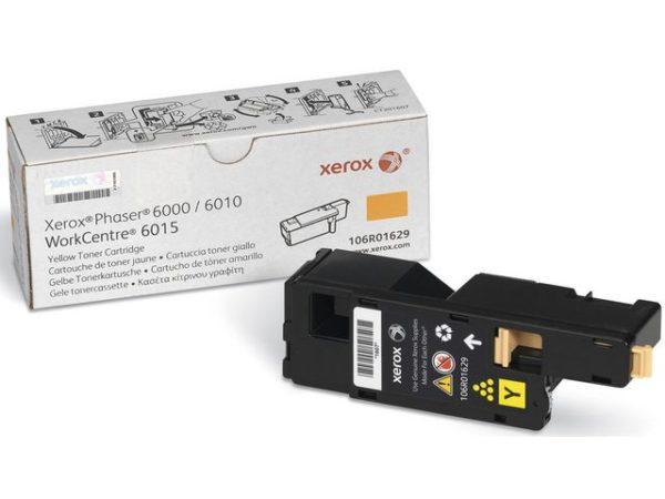 Toner XEROX 106R01629 gul