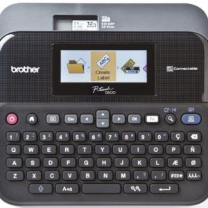 Merkemaskin BROTHER PT-D600VP