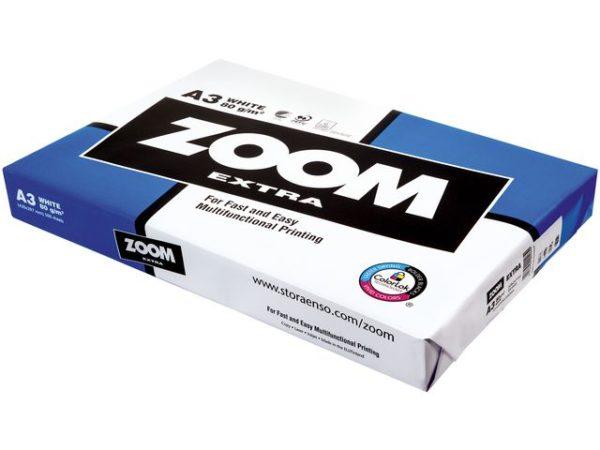 Kopipapir ZOOM Extra A3 80g (500)