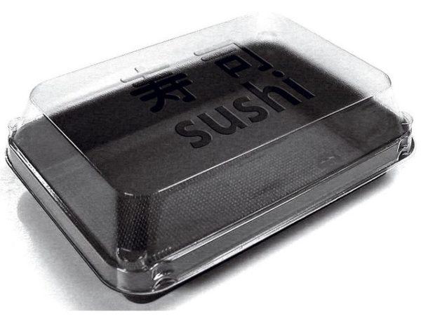 Takeawayboks DUNI sushi 185x135x54 (200