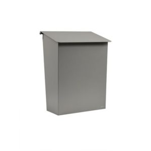 Postkasse HABO grå