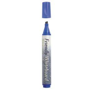 Whiteboardpenn FRIENDLY B blå