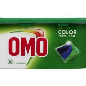 Tøyvask OMO Trippel Dose Color (16)