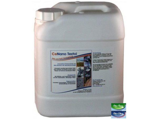 Overflatebeskyttelse NANOTOL tekstil 5L