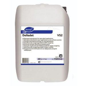 Desinfeksjonsmiddel Delladet VS2 21kg
