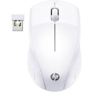 Mus HP 220 Hvit trådløs