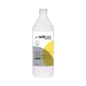 Hånddesinfeksjon ANTIBAC 85 % 1000 ml