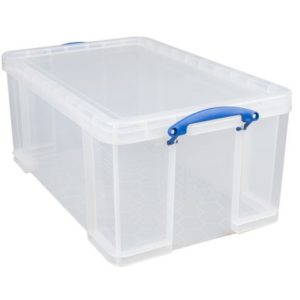 Oppbevaringsboks RUP 64 L klar