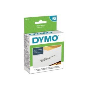 Etikett DYMO Adresse 28x89mm (130)