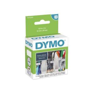 Etikett DYMO universal 25x13mm (1000)
