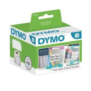 Etikett DYMO universal 57x32mm (1000)