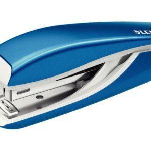 Stiftemaskin LEITZ Wow mini 10a blå