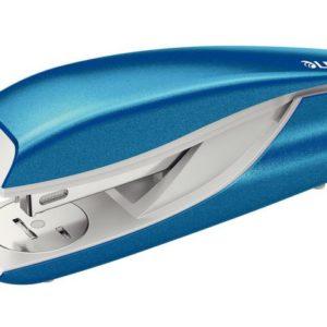 Stiftemaskin LEITZ Wow 5502 30 ark blå