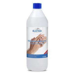 Hånddesinfeksjon BLÅTIND 1L