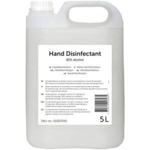 Hånddesinfeksjon LILLEBORG 5L