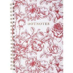 Kalender BURDE DotNotes B5 spiral Bloms