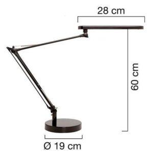 Lampe UNILUX LED Mambo sort