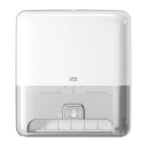 Dispenser TORK sensor håndtørk H1 hvit