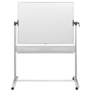 Whiteboard NOBO Vendbar emalje 90x120cm