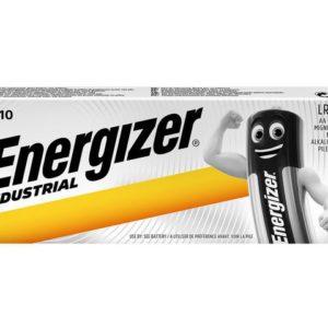 Batteri ENERGIZER Industri AA/LR6 (10)