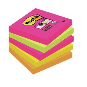 POST-IT SuperS 76x76mm 654-SN CapeTown