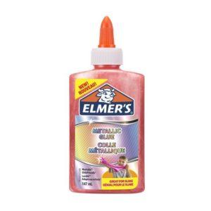 Lim ELMERS 147ml flytende Metallic rosa