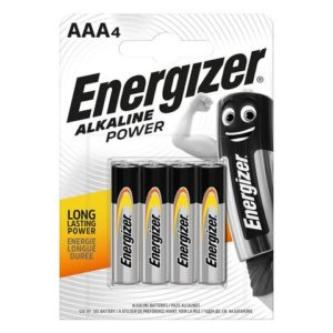 Batteri ENERGIZER Alka Power AAA/LR03(4