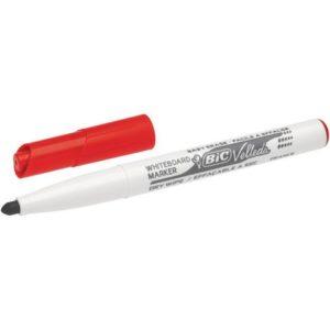 Whiteboardpenn BIC Velleda 1741 rød