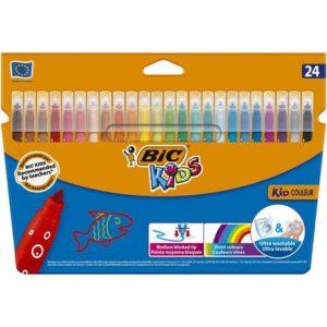 Fiberpenn BIC Kids ass.farger (24)