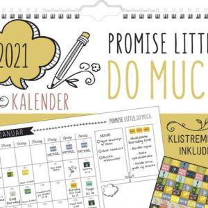 Veggkalender mnd GRIEG Doodle 2021