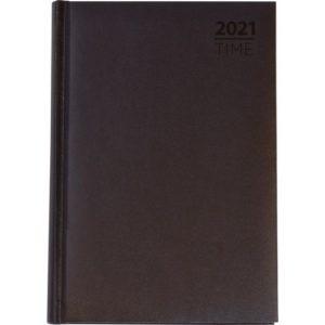 Dagbok GRIEG Time A5 2021 sort