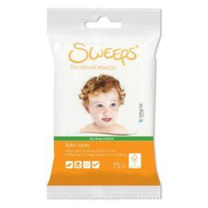 Våtservietter SWEEPS Baby (15)