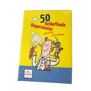 Eksperimenter 50 kort