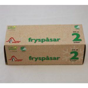 Frysepose PINGVIN Eco 2ltr (50)
