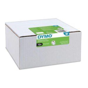 Etikett DYMO Universal 57x32mmx1000 (12