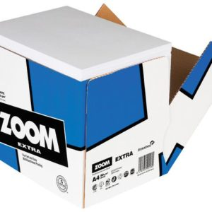 Kopipapir ZOOM Extra A4 80g (2500)